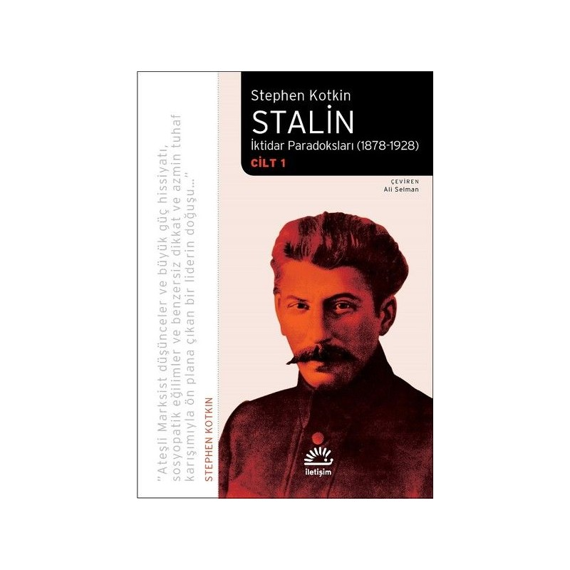 Stalin İktidar Paradoksları 1878 1928 Cilt 1
