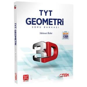 3D Tyt Geometri Tamamı Video Çözümlü Soru Bankası Yeni