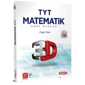 3D Tyt Matematik Tamamı Video Çözümlü Soru Bankası Yeni
