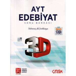 3D Ayt Edebiyat Soru Bankası Yeni