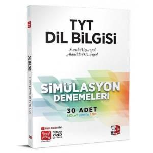 3D Tyt Dil Bilgisi Simülasyon 30 Adet Denemeleri Çözüm