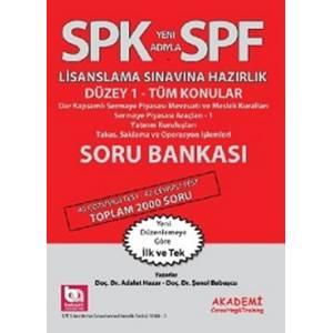 Spk Spf Tüm Konular Soru Bankası