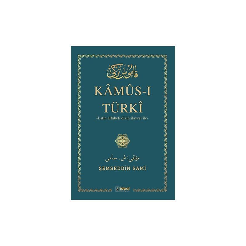 Kamus-ı Türki / Latin Alfabeli Dizin İlavesi İle