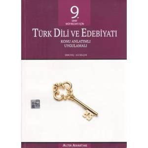 Altın Anahtar 9. Sınıf Türk Dili Ve Edebiyatı Konu Anlatımlı