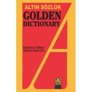 Altın Sözlük Golden Dictionary İngilizce Türkçe Türkçe İngilizce Dönüşümlü