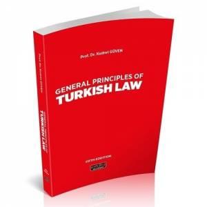 General Principles Of Turkish Law - Kudret Güven