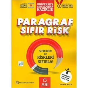 Arı Paragraf Sıfır Risk Soru Bankası Yeni