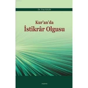 Kur'an'da İstikrar Olgusu
