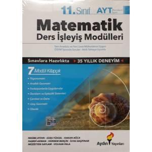 Aydın 11. Sınıf Matematik Ders İşleyiş Modülleri