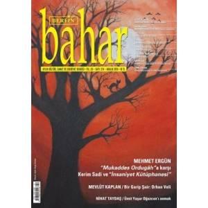 Berfin Bahar Dergisi Sayı 214 Aralık 2015
