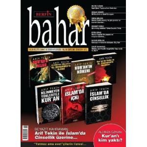 Berfin Bahar Dergisi Sayı 208 Haziran 2015