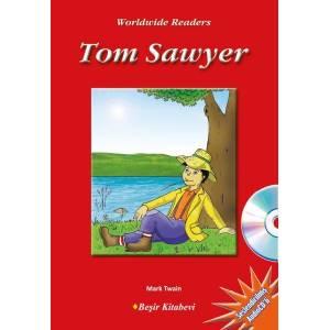 Tom Sawyer Level 2 Cd'li