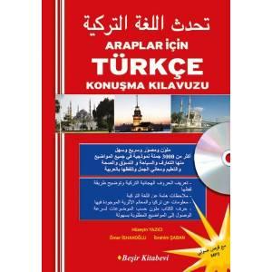 Araplar İçin Türkçe Konuşma Kılavuzu Cd'li