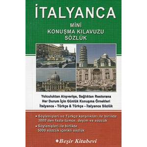 İtalyanca Mini Konuşma Kılavuzu Sözlük