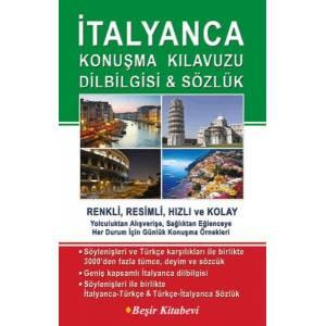İtalyanca Konuşma Kılavuzu Dilbilgisi Sözlük