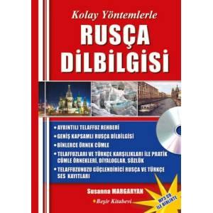 Kolay Yöntemlerle Rusça Dilbilgisi Cd'li