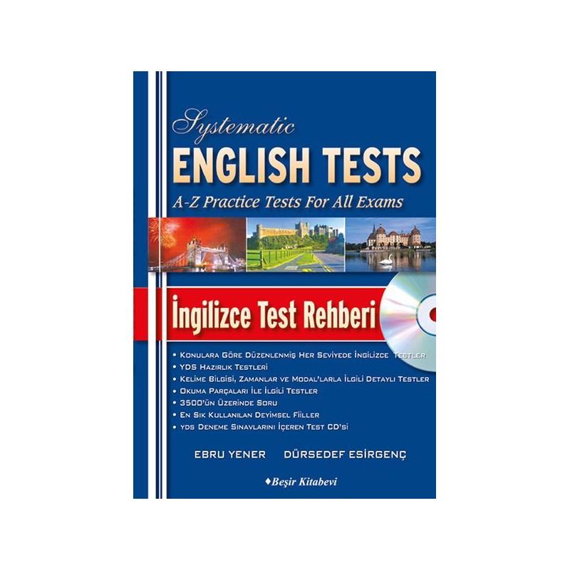 Systematic English Tests İngilizce Test Rehberi Cdli
