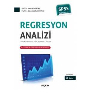 Regresyon Analizi Lojistik Regresyon – Eğri Uydurma – Tahmin