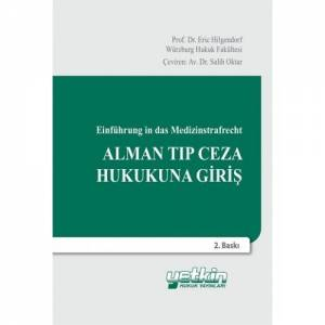 Alman Tıp Hukukuna Giriş