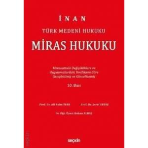 Türk Medeni Hukuku Miras Hukuku