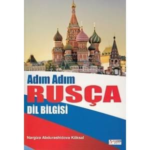 Adım Adım Rusça Dil Bilgisi